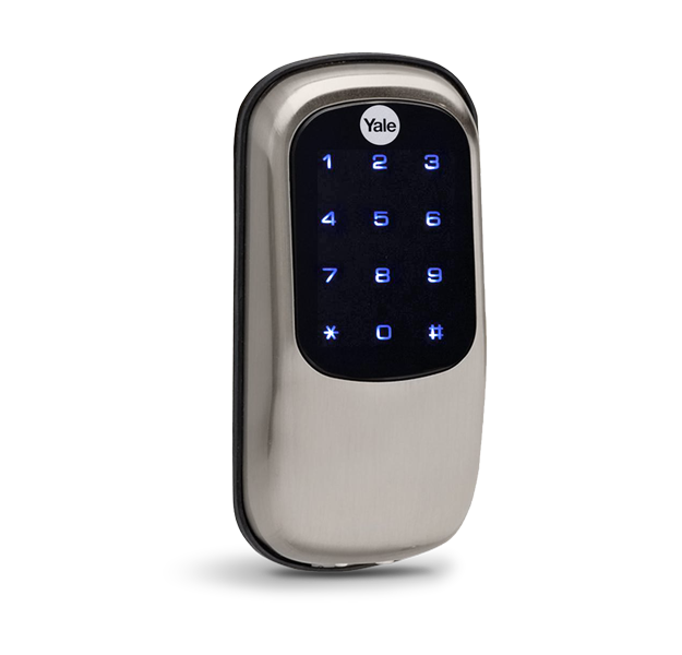 Touchscreen Door Lock