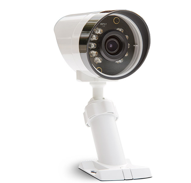 Exterior HD Wireless IR Bullet Camera